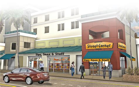 which corner does a st go on urban superette street corner franchise street corner