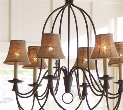 lighting pottery barn nest dining room