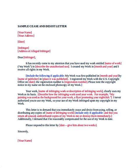 everything you have to know about a cease and desist letter