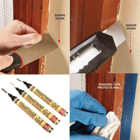 removing paint from exterior wood trim 120 best images about clean up tips tools on