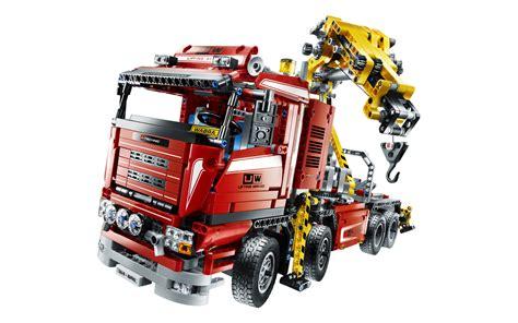 lego truck lego technic crane truck 8258 brand ebay
