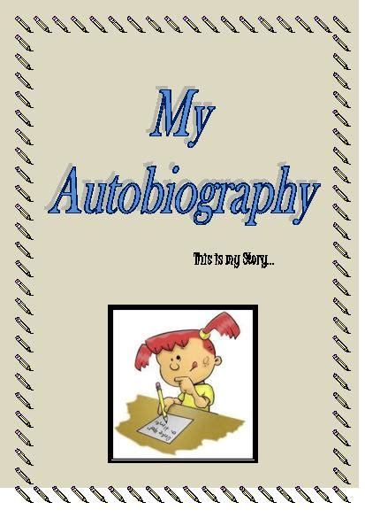 biography and autobiography quiz my autobiography worksheet the best and most