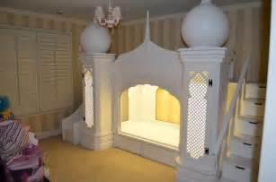 princess castle bedroom furniture disney princess princess castle bed mediterranean
