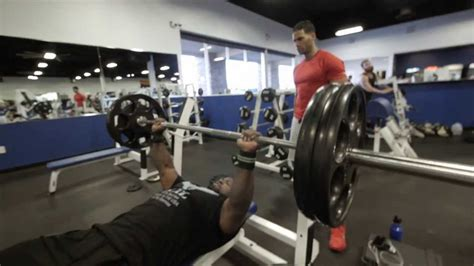 ct fletcher bench press workout beast motivation mike rashid overtraining chest bench