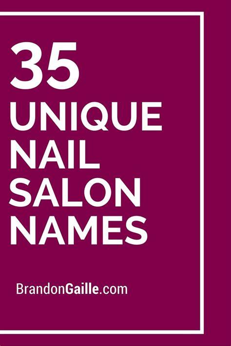 hair studio names list of 37 unique nail salon names nail salons salons