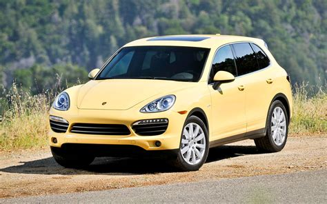 porsche truck 2011 long term update 2 2011 porsche cayenne s hybrid photo