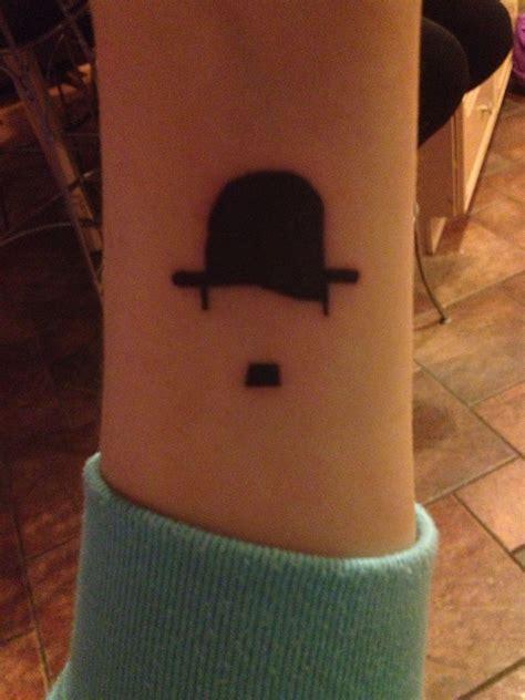 charlie tattoo chaplin