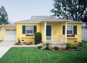 House Design Color Yellow by Exterior House Paint Colors 7 No Fail Ideas Bob Vila