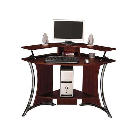 Seattle Corner Desk Wood Computer Desk Hutch Woodworking Plans Pdf Plans