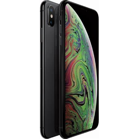 refurbished apple iphone xs max gb space gray
