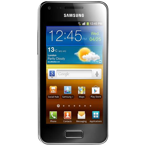 samsung galaxy s samsung i9070 galaxy s advance specs review release date