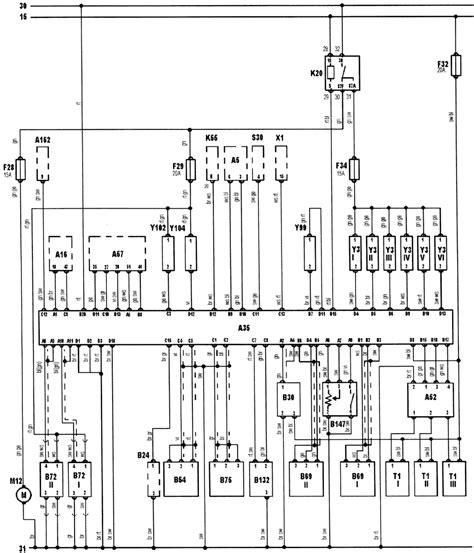 audi coolant sensor wiring diagram 4 pin