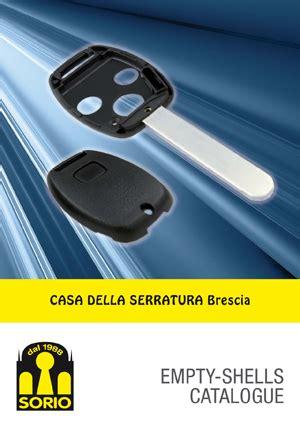 la casa della serratura brescia nuovi gusci per le chiavi dell auto rotte