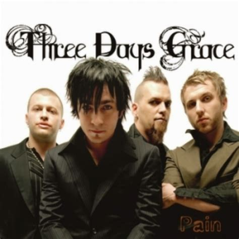 Three Days - blame canada series three days grace
