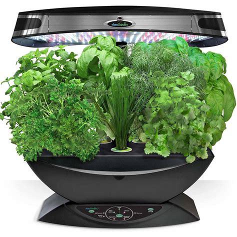 miracle gro aerogarden gourmet herb  pod seed kit