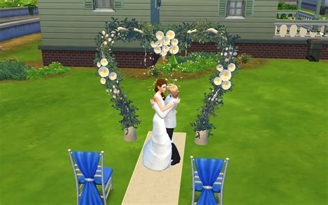 Wedding Arch In Sims 3 my sims 4 all sims 3 wedding arch s set by g1g2