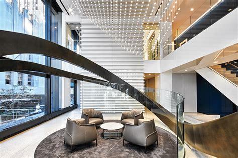 Capital One Executive Office by Iida Award Winner Capital One By Gensler