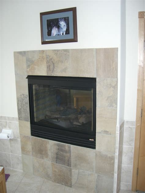 Tiles For Inside Fireplace by Pretty Fireplace Surround Tile On Fireplace Tile Interior