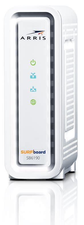 arris surfboard sb6190 lights surfboard 174 sb6190 cable modem arris surfboard