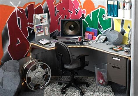 cool cubicle ideas office spaces amazing cubicles with modern style