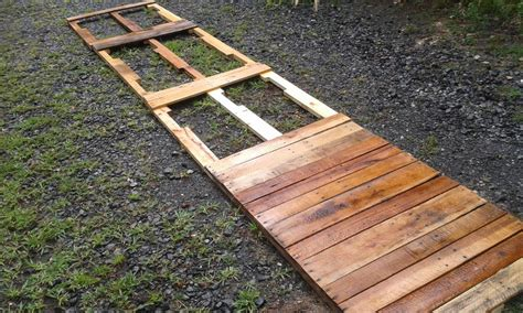 Hometalk   Expanding patio with repurposed pallets