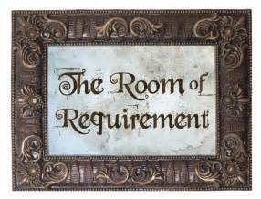 Harry Potter Bathroom Accessories by Room Of Requirement Harry Potter Inspired Foam Board Signs