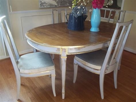 Distressed Dining Room Tables Diy Distressed Dining Room Table Easy Finishing Distressed Igf Usa