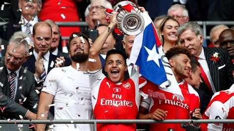 arsenal wins the fa cup final after crushing chelsea sports arsenal wins third fa cup in four seasons with 2 1 victory