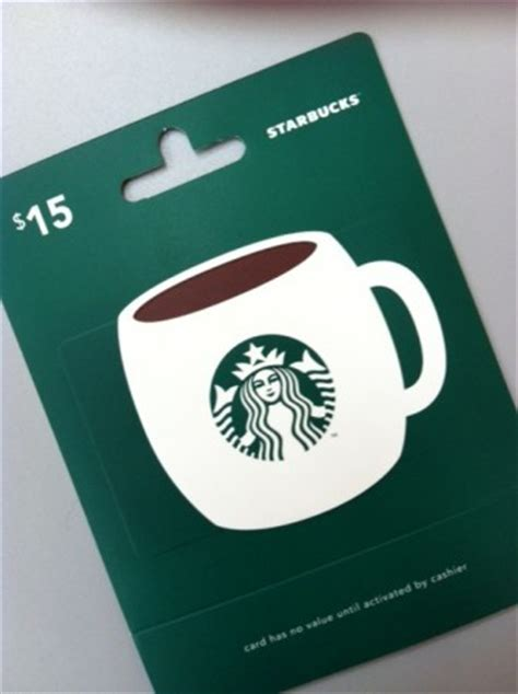 Can I Use Starbucks Gift Card At Target - hot 15 starbucks gift card for 9 hurry not raise
