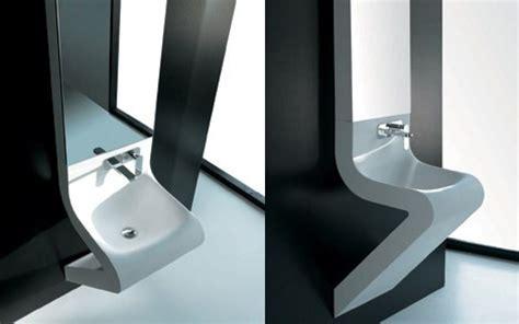 Modern Bathroom Sink And Mirror Modern Bathroom Mirror And Sink Combos From Artceram