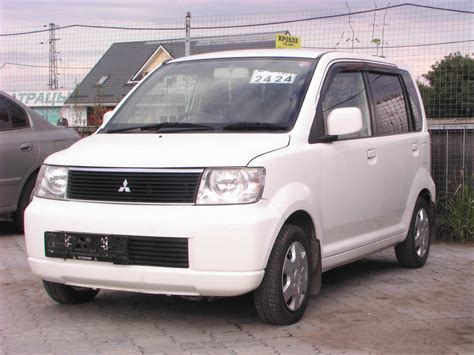mitsubishi ek wagon used 2003 mitsubishi ek wagon photos 666cc gasoline ff