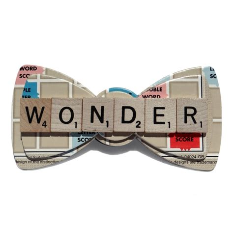tie in scrabble upcycled custom scrabble word bow ties