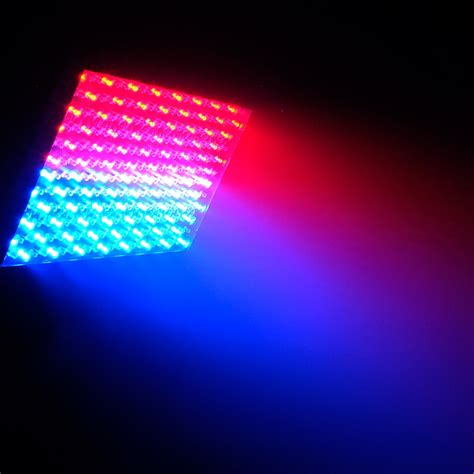 chauvet dj colorpalette rgb led wash color effect light