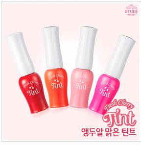 Harga Etude House Fresh Cherry Tints etude house fresh cherry tint review