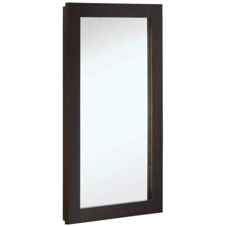 design house ventura collection design house 541326 espresso 16 quot framed single door