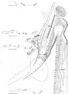 plan drawings maps the architectural plan as a map drawings by enric miralles the funambulist magazine