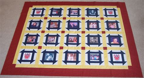 Memory Quilts Patterns by Val S Quilts Ken S Memory Quilt