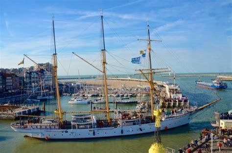 ligplaats voor schepen puzzel akkoord bereikt zeilschip mercator wordt overgedragen aan