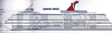 Carnival Dream Floor Plan by Carnival Fascination Deck Plans Cruise Critic Party