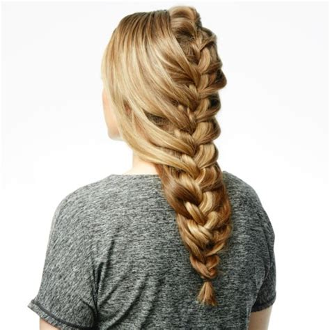 waterfall braid history the history of the french braid popsugar beauty