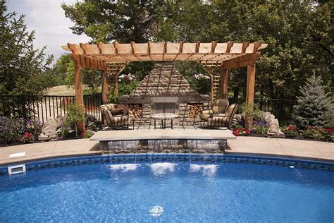 backyard escapes pools select pools backyard escapes gallery