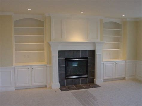 1000 images about bookshelf fireplace remodel on