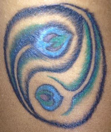 feather tattoo ying yang 22 best yin yang tattoos images on pinterest yin yang