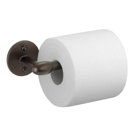 Tongsismonopod Smp 22 Holder interdesign orbinni toilet paper holder wall mounted roll dispenser for bathroom bronze