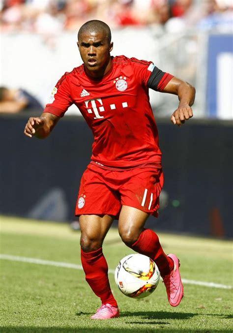 Douglas Costa Douglas Costa Fc Bayern Munchen Munich Football