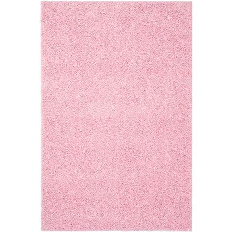 safavieh pink rug safavieh athens shag pink 9 ft x 12 ft area rug sga119p