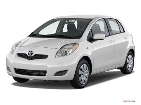 Toyota Yaris Mpg 2011 2011 Toyota Yaris Prices Reviews And Pictures U S News
