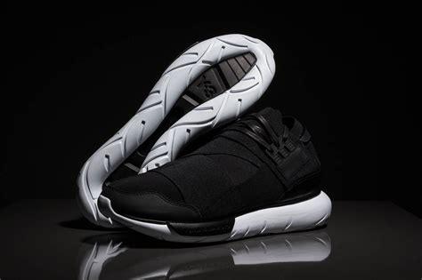 Adidas Y 3 Qasa Black adidas y 3 qasa high black white sneaker bar detroit