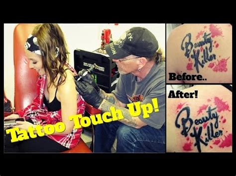 jeffree star tattoo removal back touch up jeffree