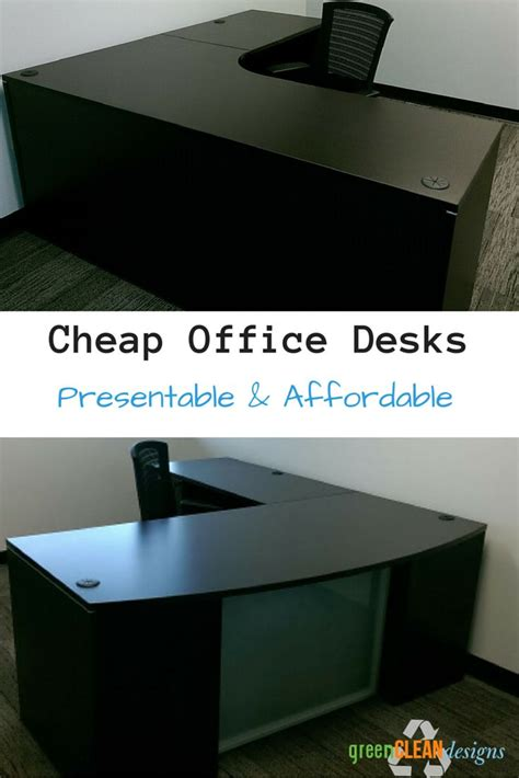cheap l shaped office desks best 25 l shaped desk ideas on l shaped